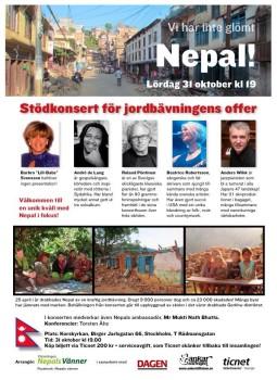 Nepal_konsert